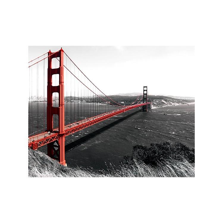 Γέφυρα Γκόλντεν Γκέιτ, Πόλεις - Ταξίδια, Ταπετσαρίες Τοίχου