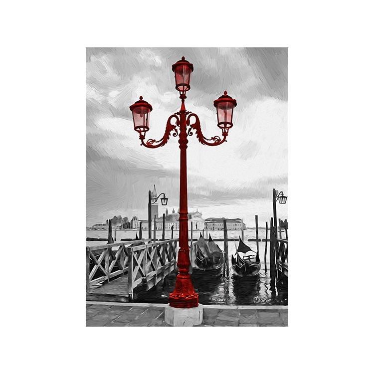 Λάμπα δρόμου, Βενετία, Πόλεις - Ταξίδια, Ταπετσαρίες Τοίχου