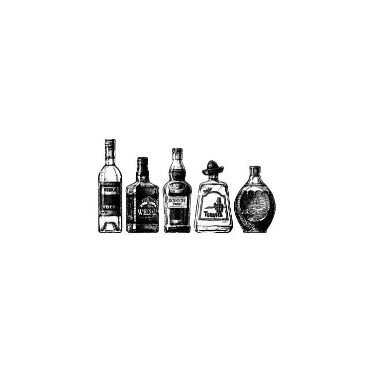 Mπουκάλια Aλκοόλ, Διάφορα, Φωτιστικά οροφής