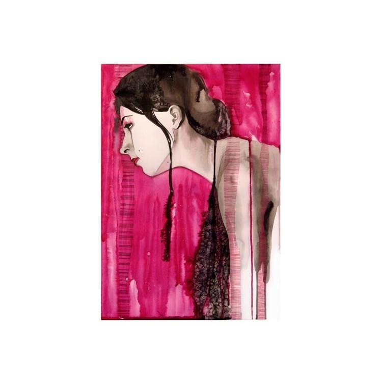 Πορτρέτο Κοριτσιού, Ζωγραφική, Πίνακες σε καμβά