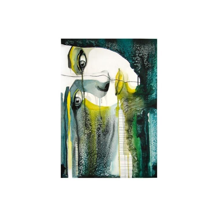 Πορτρέτο γυναίκας, Ζωγραφική, Ταπετσαρίες Τοίχου