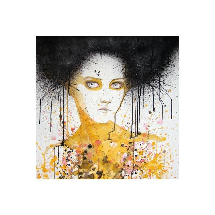 Πορτρέτο κοπέλας, Ζωγραφική, Πίνακες σε καμβά
