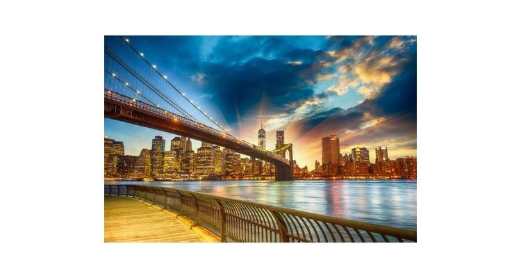 Μανχάταν, Νέα Υόρκη, Πόλεις - Ταξίδια, Αυτοκόλλητα ντουλάπας