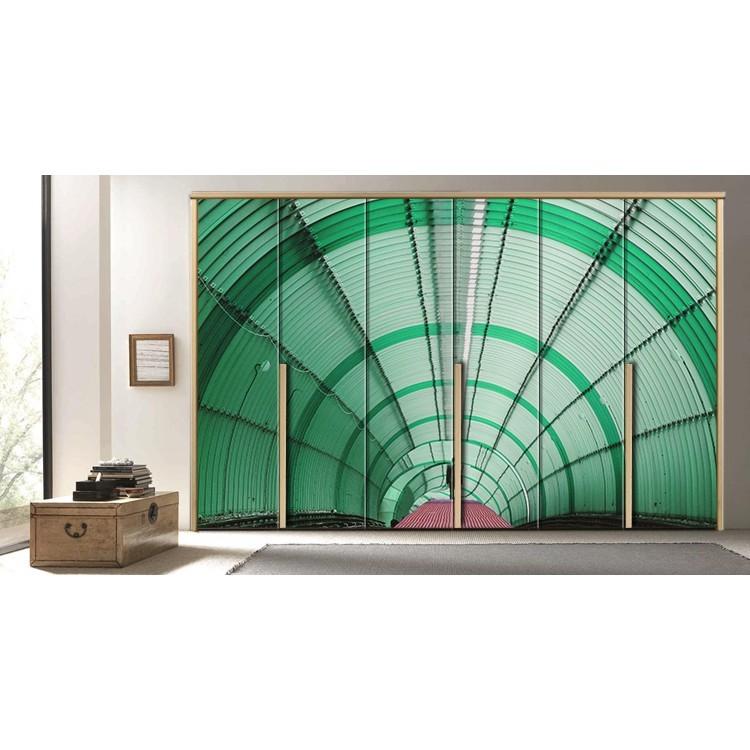 Μετρό, Διάφορα, Αυτοκόλλητα ντουλάπας