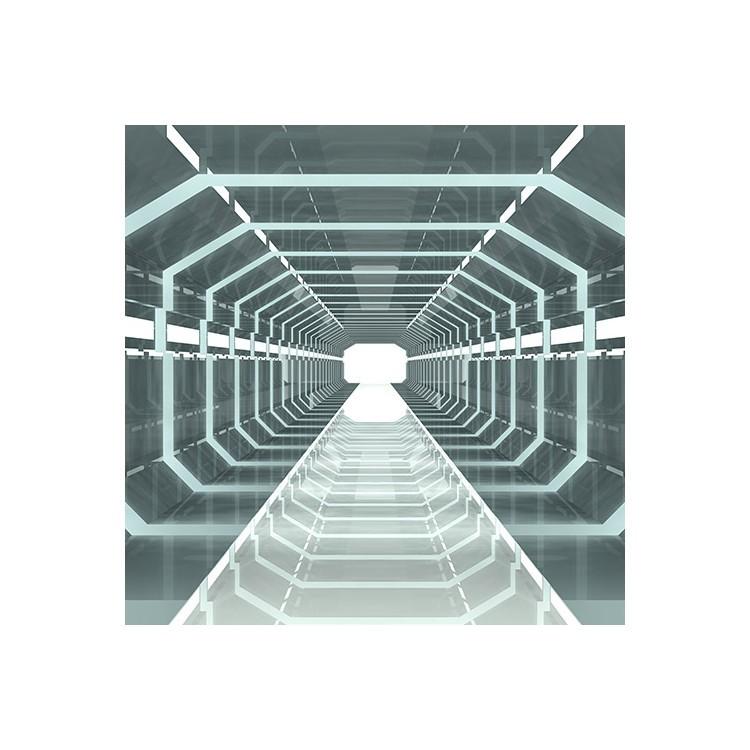 Προοπτικός διάδρομος, Τεχνολογία, Παραβάν