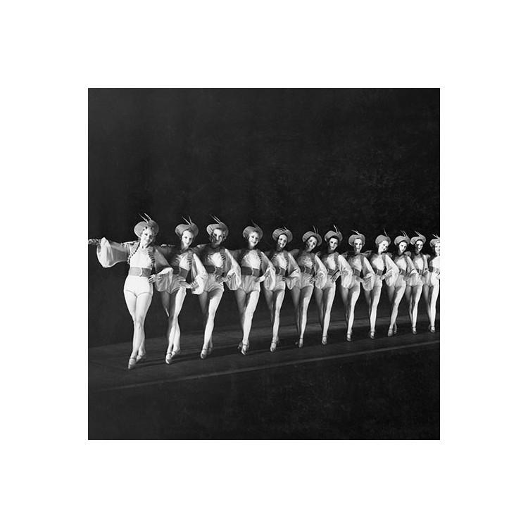 Χορεύτριες, Άνθρωποι, Παραβάν