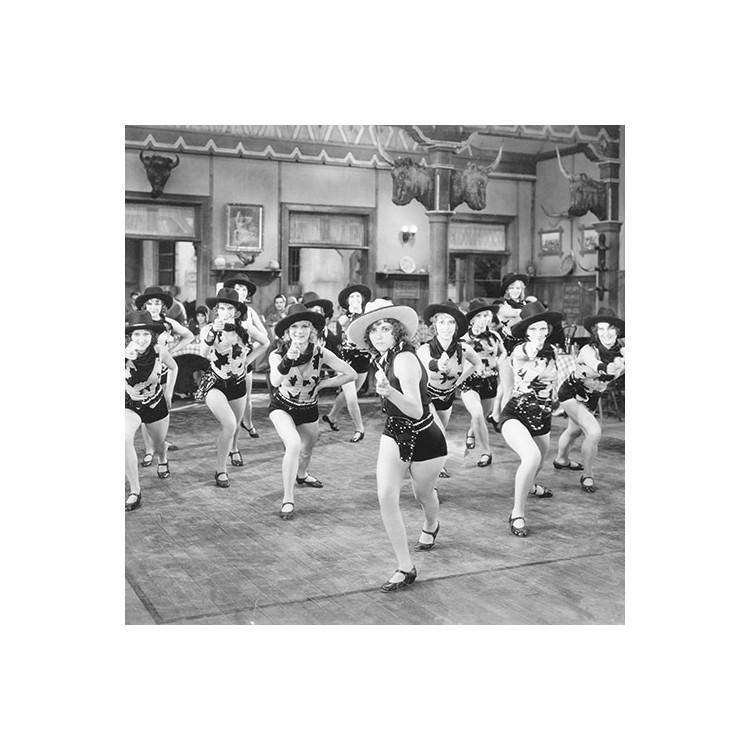 Χορεύτριες καμπαρέ, Άνθρωποι, Παραβάν