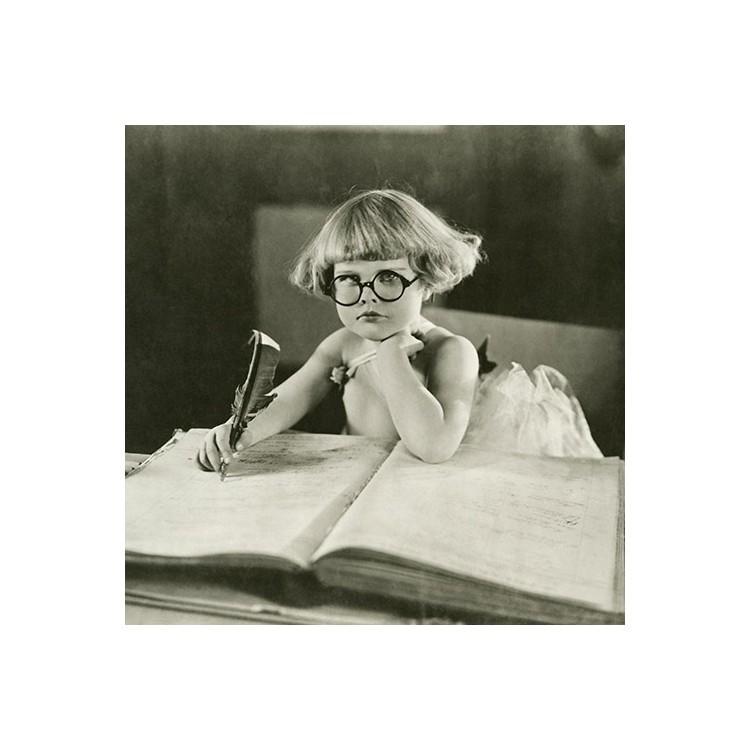 Κοριτσάκι που διαβάζει, Άνθρωποι, Παραβάν