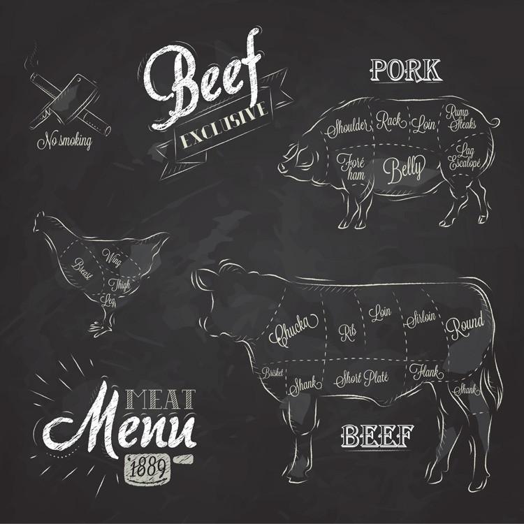 Meat Menu, Φαγητό & Ποτό, Παραβάν