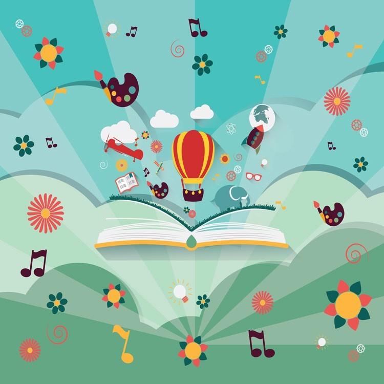 Μαγικό Βιβλίο, Παιδικά, Παραβάν