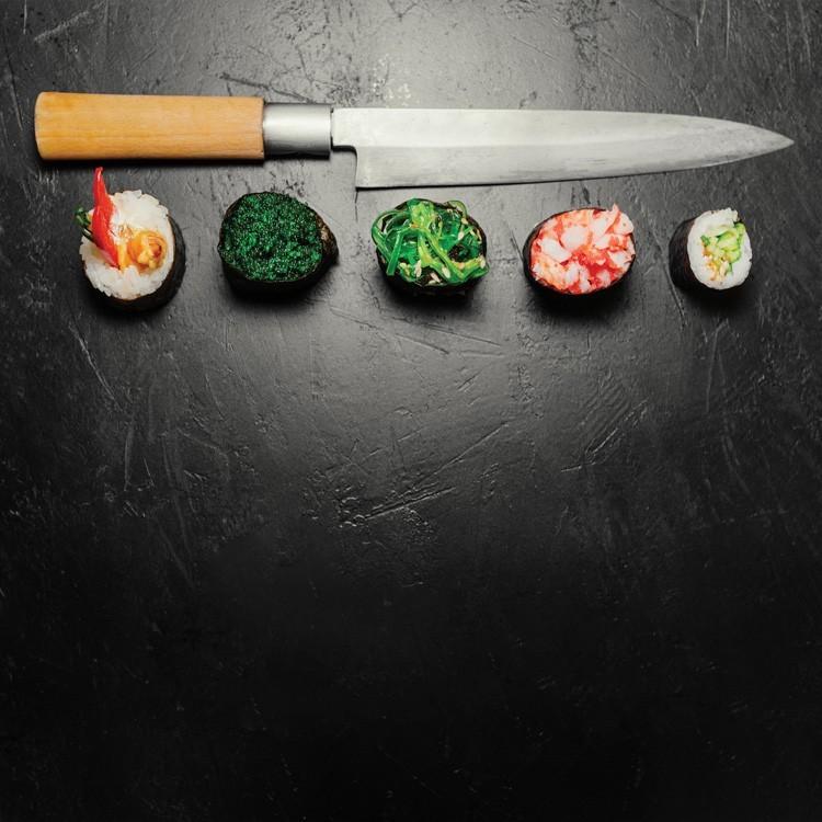 Sushi, Φαγητό & Ποτό, Παραβάν