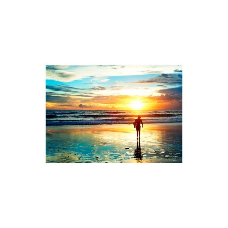 Ηλιοβασίλεμα στο Μπαλί, Ινδονησία, Πόλεις, Παραβάν