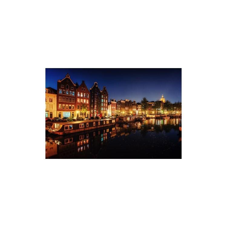 Βράδυ στο Άμστερνταμ, Πόλεις, Παραβάν