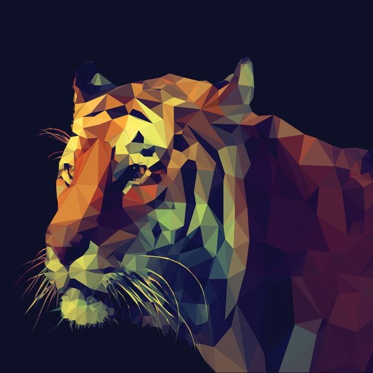 Poly Tiger, Ζώα, Παραβάν