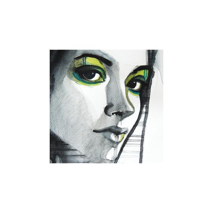 Εικονογραφημένο πορτρέτο, Ζωγραφική, Παραβάν