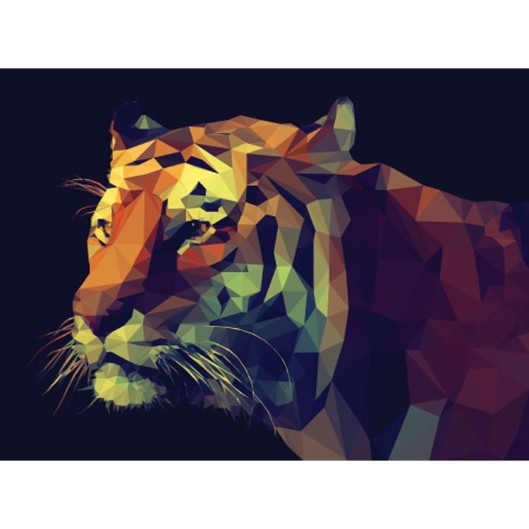 Poly Tiger, Ζώα, Ταπετσαρίες Τοίχου