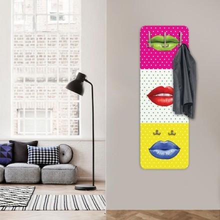 Χείλη Pop Art