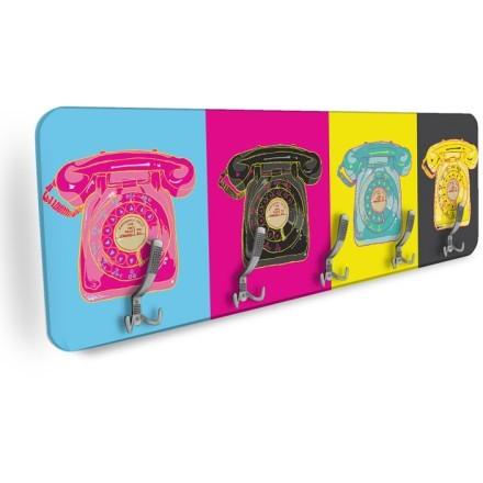 Pop art phones