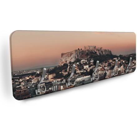 Ηλιοβασίλεμα με θέα την Ακρόπολη , Αθήνα