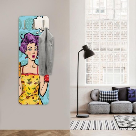 Pop Art Κορίτσι