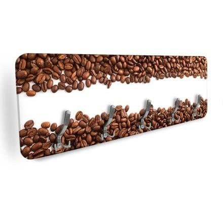 Φόντο με κόκκους καφέ
