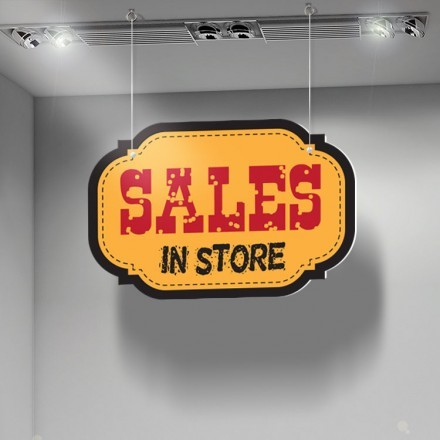 Sales in store