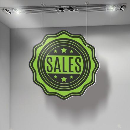 Sales green