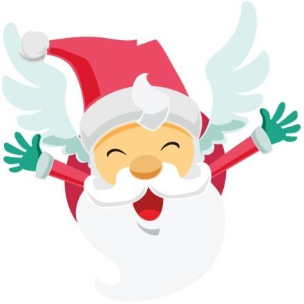 Happy Santa Claus