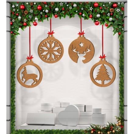 Χριστουγεννιάτικα Στολίδια!
