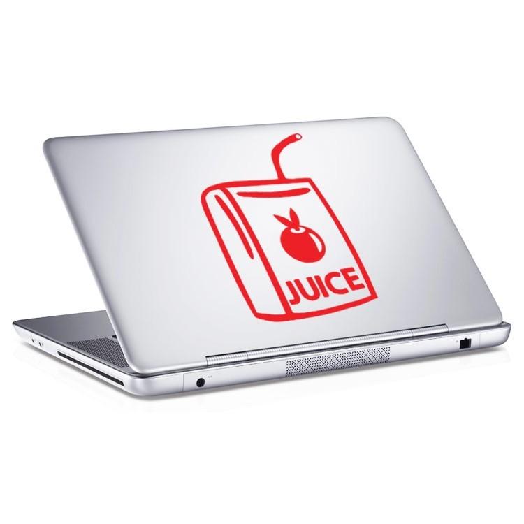 Αυτοκόλλητο Laptop Juice