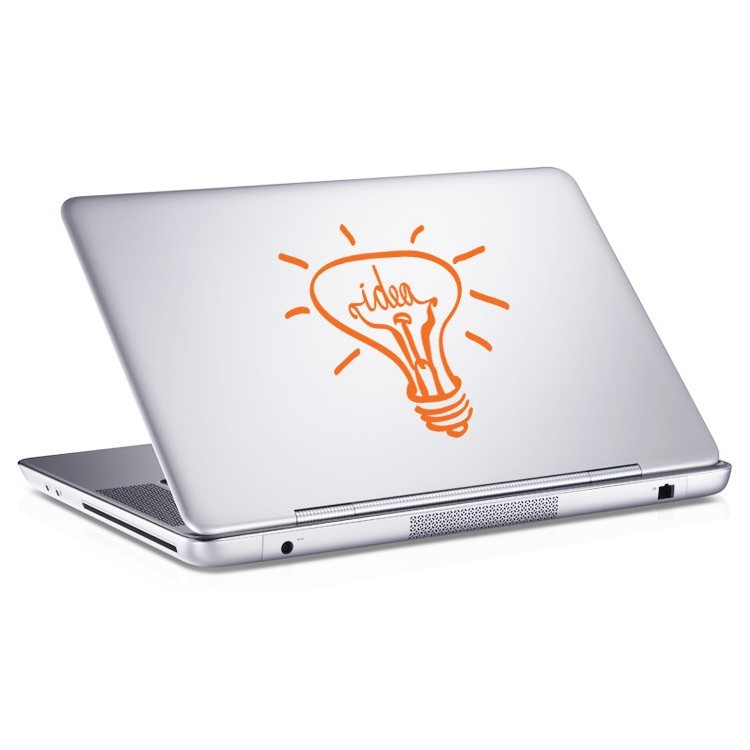 Αυτοκόλλητο Laptop Lamp
