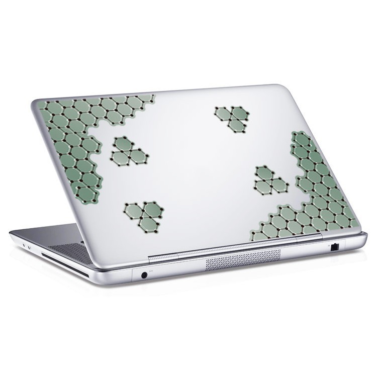 Αυτοκόλλητο Laptop Cells