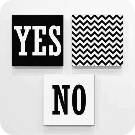 YES - NO