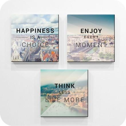Happiness..Enjoy..Think