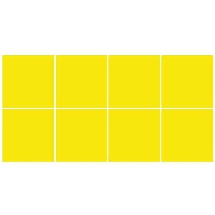 Lemon yellow (8 τεμάχια)