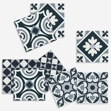 Διάφορα μοτίβα (8 τεμάχια)