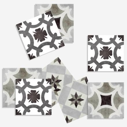 Γεωμετρικά μοτίβα (6 τεμάχια)
