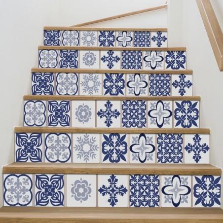 Πορτογαλικό azulejos μοτίβο