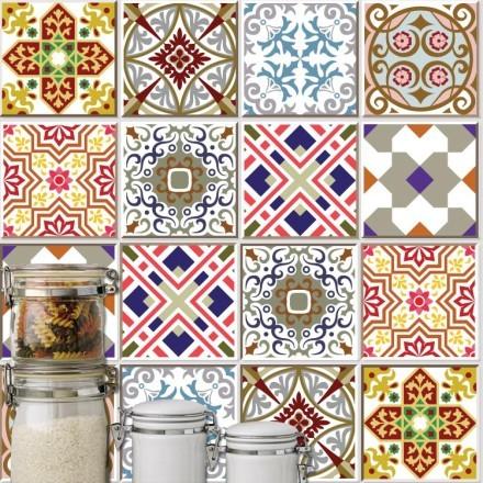 Αφηρημένο abstract μοτίβο (8 τεμάχια)