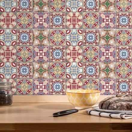 Μαροκινό μωσαϊκό μοτίβο (8 τεμάχια)