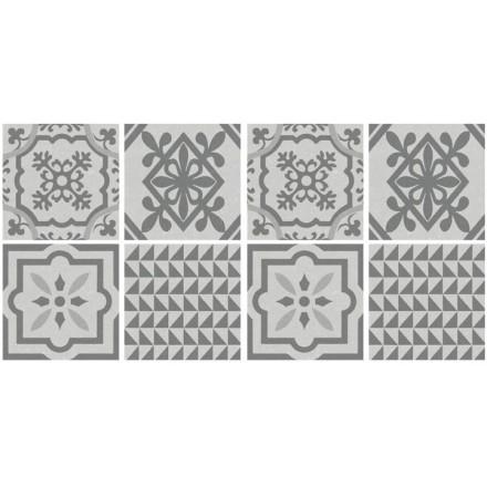 Παλιό μοτίβο (8 Τεμάχια)