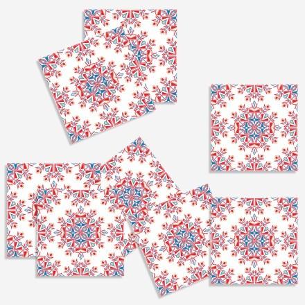 Ιταλικό μοτίβο (8 τεμάχια)