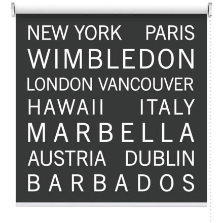 Διάσημες πόλεις