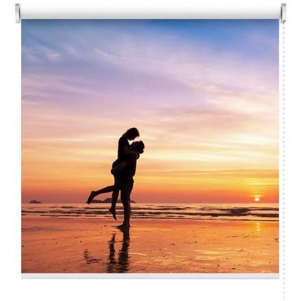 Φιλί στην παραλία