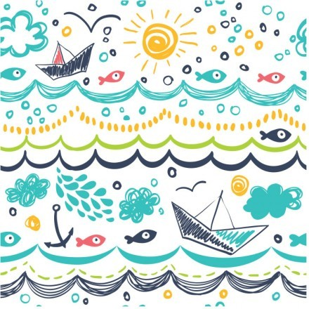 Ζωγραφιά Με Βάρκες