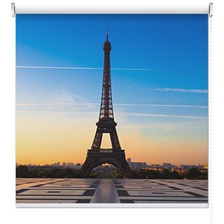 Πύργος του Άιφελ με μπλε ουρανό