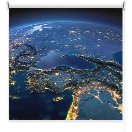 Νύχτα στον πλανήτη Γη