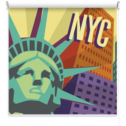 Aφίσα της Νέας Υόρκης