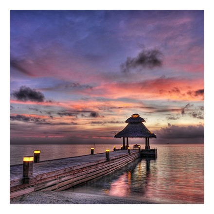 Μαλδίβες παραλία