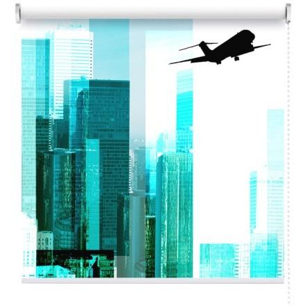 Πόλη και αεροπλάνο